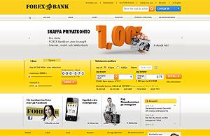 Flashback forex bank